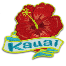 Hibiscus Kauai Patch
