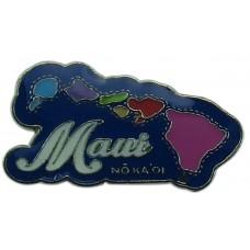 Hawaiian Island (Maui) Pin