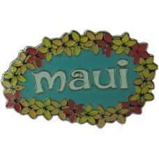 Hawaiian Lei (Maui) pin