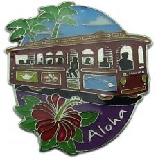 Aloha Trolley Pin
