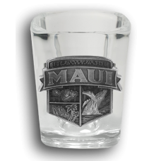 Maui Medallion Shot Glass