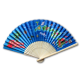 Hawaiian Islands Bamboo Fan