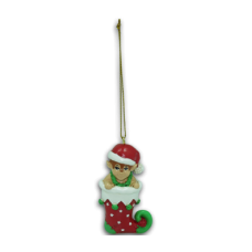 Menehune Stocking Ornament