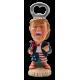 President Trump Surfer Bottle Opener