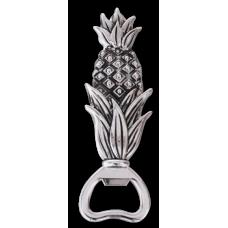Pineapple Chrome Bottle Opener
