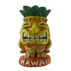 Pineapple Tiki Magnet