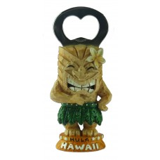 Hula Tiki Bottle Opener