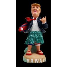 President Trump Surfer Doll