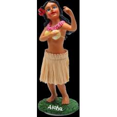 Aloha Dashboard Doll