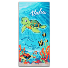 Honu (Turtle) Towel
