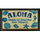 Aloha Flip Flops Mat
