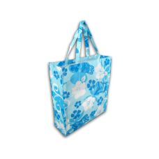 Large Blue Reusable Bag