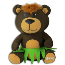 Hula Bear Buddy