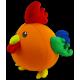 Chicken Buddy Pillow