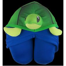 Honu (Turtle) Hooded Buddy Pillow