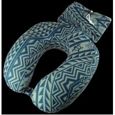 Blue Tapa Foam Pillow
