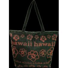 Hibiscus Hawaii Mesh Bag