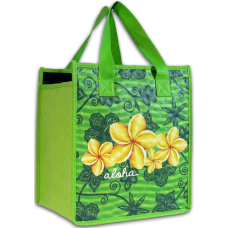 Aloha Plumeria Bag (Small)