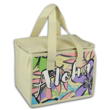 Aloha Floral Bag (Small)