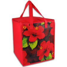 Hibiscus bag (Large)