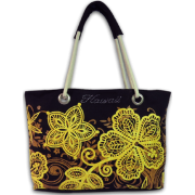 Tropical Fabric Bags