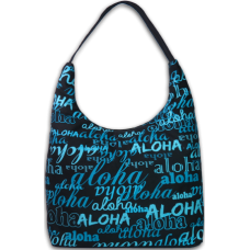 Aloha Blue City Bag
