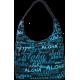 Aloha Blue City Bag