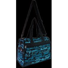 Aloha Blue Duffel Bag