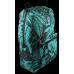 Turquoise Foldaway Backpack