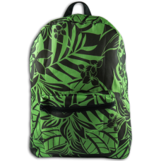Green Foldaway Backpack