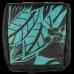 Turquoise Foldaway Tote Bag