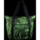 Green Foldaway Tote Bag