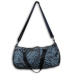 Gray Foldable Duffel Bag