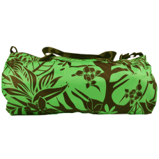 Green Foldable Duffel Bag