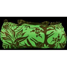 Green Foldable Duffel Bag