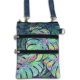 Aloha Hawaii Monstera Neck Wallet