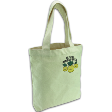 Pineapples Canvas Bag