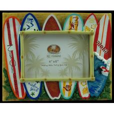Surfboards Polyresin Frame