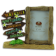 Beach Signs Polyresin Frame