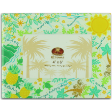 Tropical Isle Frame