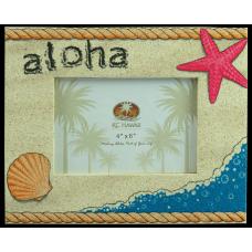 Seashell Sand Frame