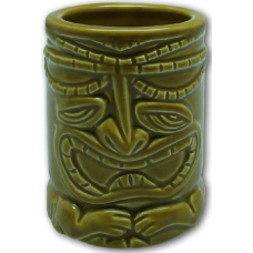 Entertainer Tiki Shot Glass