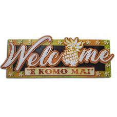 Pineapple Table Sign