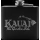 Kauai The Garden Isle Flask