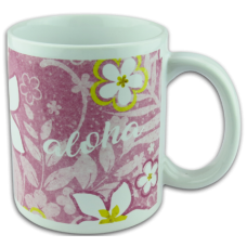 Island Art Pua Coffee Mug
