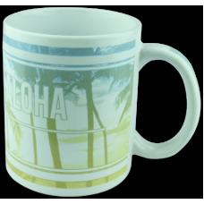 Live Laugh Aloha Ceramic Mug