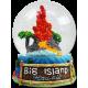 Big Island Globe (Large Glass)