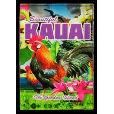 Kauai Glass Magnet