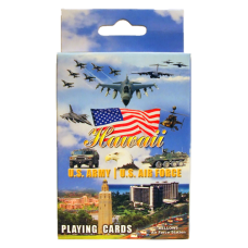 Army and Air Force Deck
