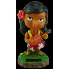 Keiki Ukulele Solar Doll